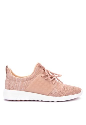 ALDO pink Mx.0 Sneakers 79C71SHD572826GS_1