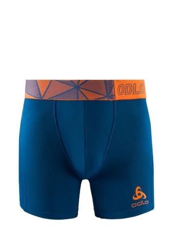 Odlo blue Ceramicool Pro Boxer Shorts OD608AA0S11UMY_1