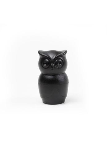 Qualy Qualy Tasty Owl Salt/Pepper Grinder (Black) F271DHL908AB47GS_1