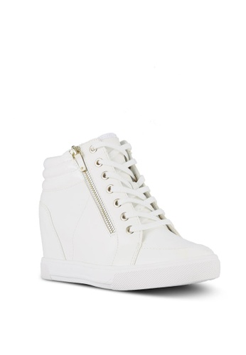 b25ad4b21418 Buy ALDO Kaia Wedge Sneakers Online