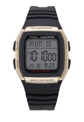 Casio black Casio W-96H-9AVDF Watch 1321AACCA1A288GS_1