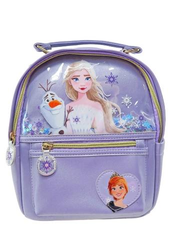 Disney Frozen Disney Frozen 2 PU Kids Backpack (10-Inch) D8DDFKC4CB0371GS_1
