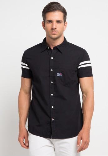 Bombboogie black Jet Black Shirt BO419AA0V6Z5ID_1