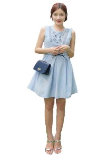Sunnydaysweety blue Summer Vest Printed Dress CA200409100 84458AA2AC5872GS_1