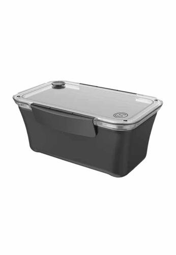 Slique black Lunch Box 900 Ml 76371HL67E941EGS_1