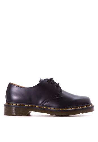 Dr. Martens black 1461-59 Shoes DR086SH56LDJPH_1