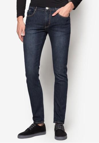 Indie 窄管牛仔褲、 服飾、 服飾ElectroDenimLabIndie窄管牛仔褲最新折價