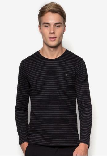 條紋長袖衫, 服esprit 高雄飾, T恤