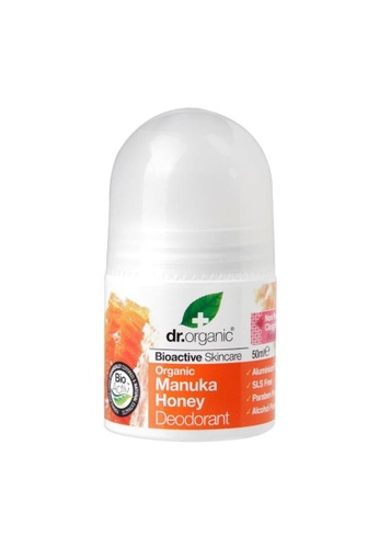 Holland & Barrett Dr Organic Manuka Honey Deodorant 50ml 327FCESD1877CEGS_1