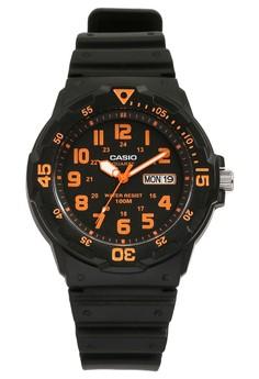 Analog Watch MRW-200H-4BVDF