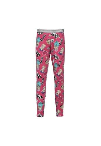Barbie pink Legging B855BKA3B207A0GS_1