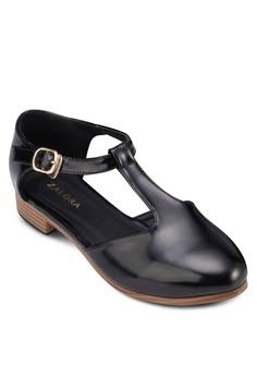 T-Strap Mid Heel Mary Jane