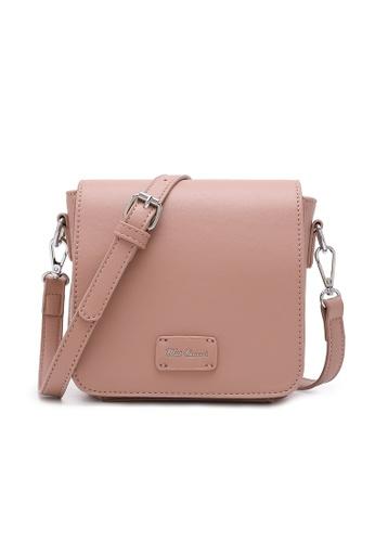 Wild Channel pink Ladies Sling Bag / Shoulder Bag / Crossbody Bag / Crossbody Sling Bag 6C936ACC3CF9F2GS_1