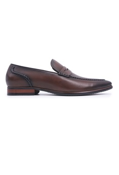07682dc2023f Rad Russel brown Rad Russel Penny Loafer - Brown 7A97CSH0E4701FGS 1