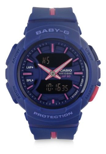 Baby-G purple Women Analog Watches Bga-240L-2A1Dr 44E29AC51AFB80GS_1
