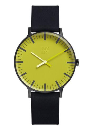 Zoom black Casual Men's Watches ZM 3847M.2511 8E498ACA6E1F39GS_1