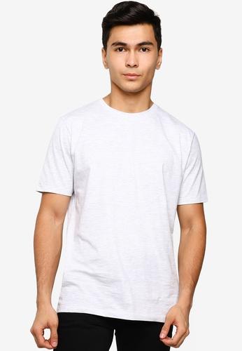 Topman grey Grey Classic T-Shirt 7299CAA88ACDD3GS_1