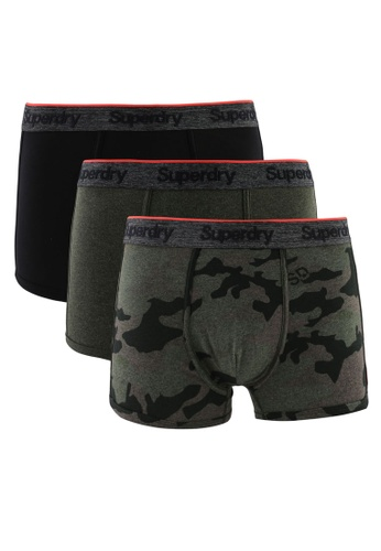 Superdry multi O L Sport Trunk Triple Pack B52FEUS22FE551GS_1