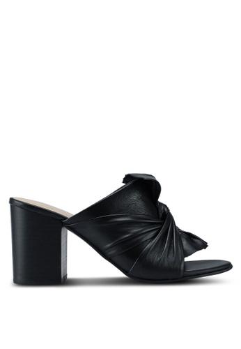 ALDO black Kedeide Heeled Sandals 6379ASH79FDAC0GS_1