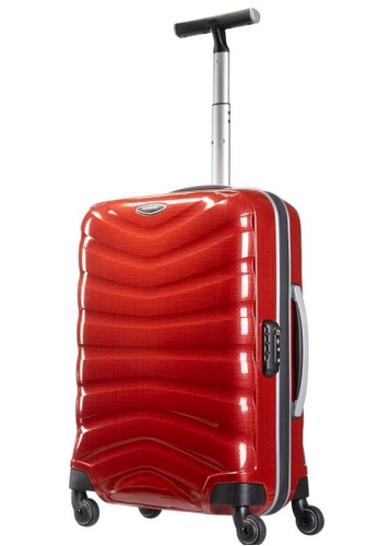 Samsonite red Samsonite Firelite Spinner 55/20 SA186AC01MISSG_1