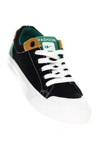 701e31721be5 New York Sneakers black Zara 830 Women s Low Cut Shoes 9A115SH55A54E6GS 1