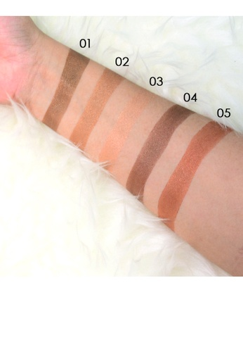 Buy Fame Cosmetics Cream Eyeshadow Stick Code 04 Online