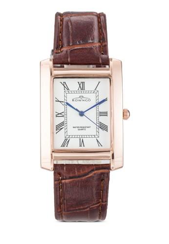 羅馬數字仿皮方錶, 錶類esprit 內衣, 飾品配件
