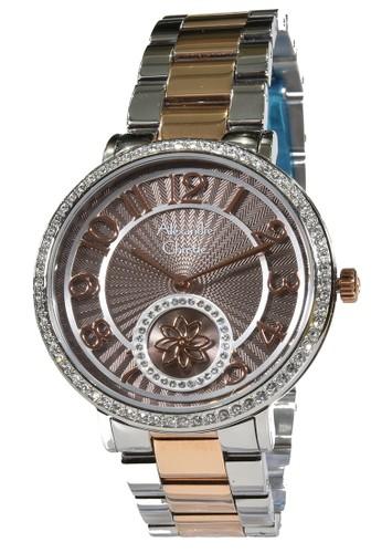 Alexandre Christie silver Alexandre Christie - Jam Tangan Wanita - Rosegold - Stainless Steel - 2581BFBTRRG AL709AC19BPKID_1