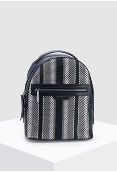 c6940b320315 Fiorelli blue Anouk Backpack D41F9AC7EFE771GS 1