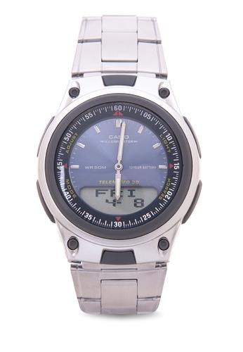 f2ce9b6008e Shop Casio Ana-digi Watch AW-80D-2AVDF Online on ZALORA Philippines