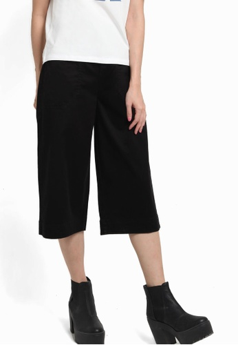 buy calvin klein casual culottes calvin klein jeans online on zalora singapore. Black Bedroom Furniture Sets. Home Design Ideas