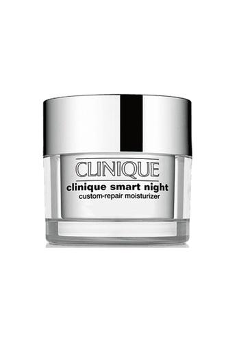 CLINIQUE Clinique Smart Night™ Custom-Repair Moisturizer - Oily Combination 50ml 4C291BED991CDAGS_1