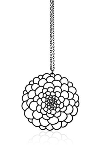 大理花項鍊,esprit門市 飾品配件, 項鍊