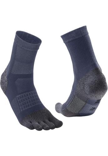 Decathlon KIPRUN RUN900 Running 5-toe socks - Blue - 8608829 D4C95AAEEAE5E0GS_1