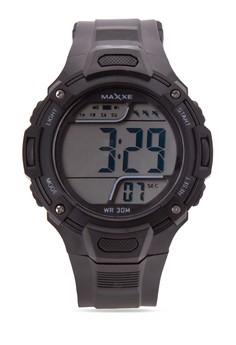 Boys Rubber Strap Watch MXMRDR312G1
