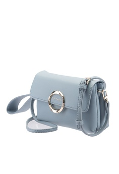 d2c51a2e05 10% OFF Hush Puppies Hush Puppies Women s Miso Sling Wristlet Light Blue RM  199.00 NOW RM 179.10 Sizes One Size