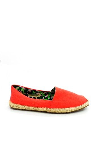 anca orange Anca Charlise Slip On 294-6 Orange AN027SH11FCIID_1