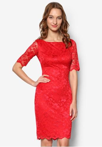 Princess Lace Dress, 服飾, 洋esprit分店裝
