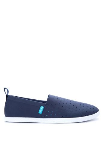 Native blue Venice Loafers NA764SH24LATPH_1