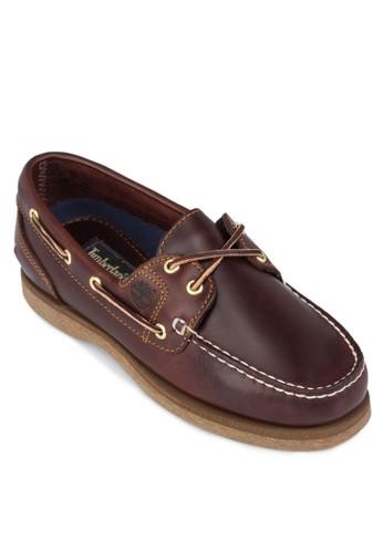 Amherst 經典雙眼船esprit 品牌型鞋, 女鞋, 鞋