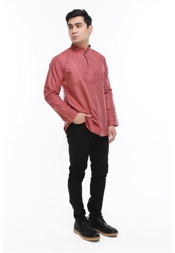 Amar Amran pink Kurta Al Idrus 2.0 06B61AA56397F1GS_1