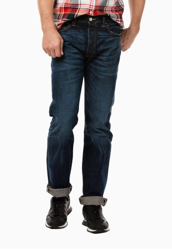 Levi's blue Levi'S 501(R) Original Fit Authentic V 00501-1485 4519FAAB89F01DGS_1