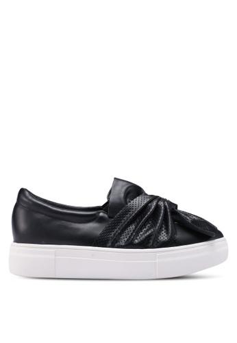 Something Borrowed 黑色 扭結蝴蝶結懶人鞋 C5AA1SH0B22AD4GS_1