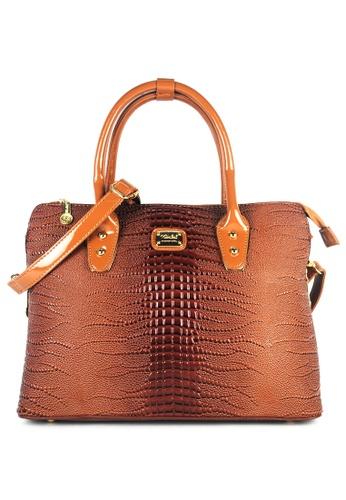 9a3e613cfdb Shop Kimbel International HGS5001 Handbag with Sling Online on ZALORA  Philippines