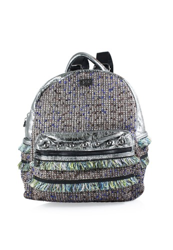 GOSH green Zinnia-286 Tassel Casual Backpacks 4781AAC7F21C02GS 1 b890f0dd2c