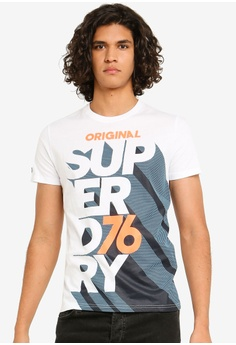 6ba443a0 Buy Superdry T-Shirts For Men Online on ZALORA Singapore