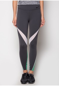 Nike Legendary Fabric Twist Veneer Training Tights