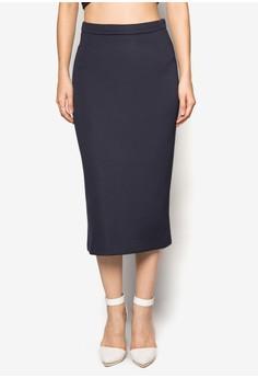 Collection Midi Pencil Skirt
