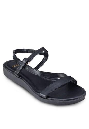esprit 面試簡約平底涼鞋, 女鞋, 鞋