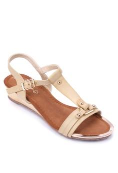 Sirene Flat Sandals